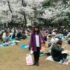 DMM英会話の先生と東京で会って観光案内してきました